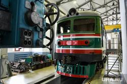 Каскадное депо. Екатеринбург, старая техника, железнодорожная техника, восстановительные работы, ремонт поездов, подвижной состав, старый поезд, раритетный поезд