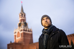 Американский политолог Майкл Васюра. Москва