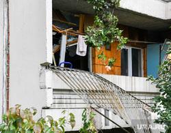 Взрыв в жилом доме на улице Индустрии, микрорайон Уралмаш. Екатеринбург, последствия взрыва газа, взрыв в квартире, разрушенная квартира, разрушения от взрыва