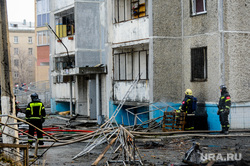 Последствия взрыва кислородной станции в госпитале на базе ГКБ№2. Челябинск, мчс, пожарные, жилой дом после взрыва