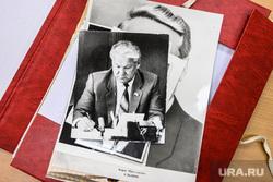 Фотографии первого президента России Бориса Ельцина в архиве Музейно-выставочного комплекса УрФУ. Екатеринбург, архивное дело, ельцин на фотографии, архивная фотография