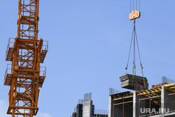 Виды Екатеринбурга, высотка, новостройка, жилые дома, новый дом, строительство