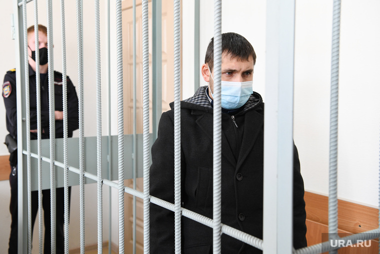 Суд по делу Александра Хусаинова. Екатеринбург