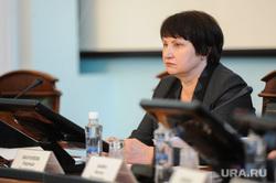 Совещание с главами муниципальных образований у губернатора. Челябинск, мангилева надежда