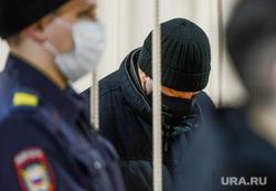 Избрание меры пресечения Арману Аракеляну. Челябинск , клетка, полиция, суд, аракелян армен