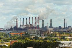 Пресс-тур на объект накопленного вреда (городская свалка). Челябинск, дым, трубы, мечел, экология
