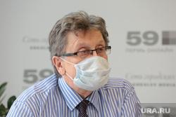 Пресс конференция с участием главного санитарного врача. Пермь, портрет, семериков владислав