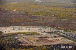 Природа Ямало-Ненецкого автономного округа, трубопровод, север, тундра, арктика, факел, ямал, природа ямала, сопутствующий газ, вид сверху, осень, экология, с квадрокоптера