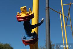 Клипарт, бытовой газ. Пермь, газ, газовая труба, газовый кран