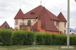 ОНФ в Введенке. Курган, особняк, дом фролова, коттедж фролова