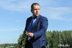 Сергей Лавров, начальник главного управления лесами Челябинской области. Челябинск, лавров сергей, саженец