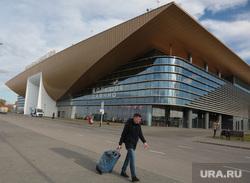 Прессконференция с участием губернатора в аэропорту. Пермь, аэропорт большое савино