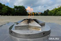 Репортаж по мусорным войнам из Миасса, вечный огонь
