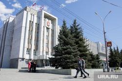 Виды Перми, администрация губернатора пермского края