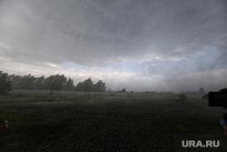 Председатель совета директоров ПАО «Газпром» Виктор Зубков посетил Сафакулевский район. Курган, гроза, туча, пасмурно, непогода, плохая погода, ураган, дождь
