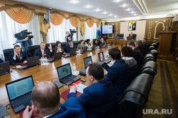 Заседание Думы города 6 созыва. Нижневартовск, голосование