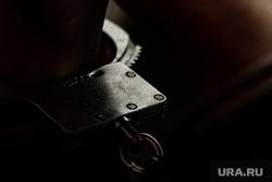 Клипарт. Наручники. Екатеринбург, заключенные, арест, тюрьма, преступник, подсудимый, срок, полиция, наручники, конвой, задержание, преступность, преступление, криминал