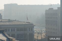 Экология. Выбросы. Дым. Челябинск., загрязнение, смог, атмосфера, грязный воздух, экология