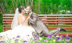 Клипарт. Пермь , поцелуй, свадьба, жених и невеста