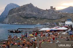 Черноморский флот, Крым и летний отдых. ХМАО, крым, черное море, летний отдых, пляж, Судак