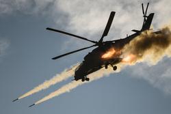 Клипарт, официальный сайт министерства обороны РФ. Екатеринбург, вертолет, воздушная атака, ракетный залп