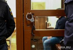 Избрание меры пресечения Абызову в Басманном суде. Москва , осужденный, решетка, скамья подсудимых, судебное заседание, суд, наручники