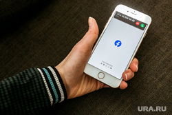 Клипарт Социальная сеть Facebook. Тюмень, смартфон, facebook, айфон, iphone, фэйсбук