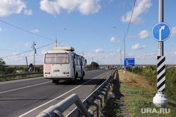 Омский мост. Курган , мост, автобус, омский мост