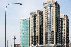 Виды города. Тюмень, многоэтажка, жилой дом, многоэтажный дом, новостройки, фонарь, многоквартирный дом, панелька, квартал