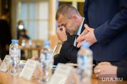 Встреча главы Сургутского района Андрея Трубецкого с представителями национальных объединений. Лянтор, головная боль, трубецкой андрей