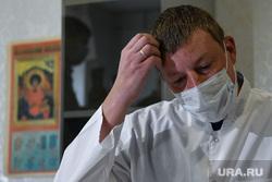Вакцинация от COVID-19 в УгЛТУ. Екатеринбург, прием у врача, терапевт, врач, доктор