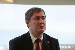 Прессконференция с участием губернатора в аэропорту. Пермь, махонин дмитрий