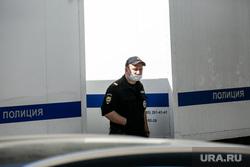 Продление ареста экс-схимонаху Сергию (Николай Романов). Москва, автозак, полиция, полицейский, сектанты
