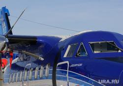 Чешский самолет на УЗГА. ЕКатеринбург, винт, легкая авиация, l-410