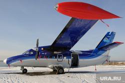 Чешский самолет на УЗГА. ЕКатеринбург, легкая авиация, l-410
