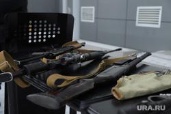 Выездной день депутатов Тюменской гордумы в УМВД. Тюмень, оружие, винтовка