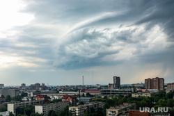 Облака. Челябинск, пейзаж, погода, облака, небо, туча, непогода, прогноз, циклон, метеорология, стихия, климат, грозовой фронт