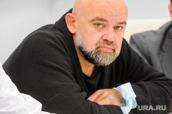Денис Проценко в инфекционном госпитале. Красная зона. Челябинск, проценко денис