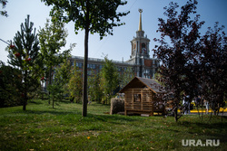 День города в Екатеринбурге, площадь 1905года, здание администрации екатеринбурга, фестиваль атмосфера