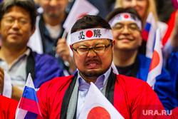 Турнир по дзюдо серии Большой Шлем. Тюмень, judo, дзю-до, японец, флаг