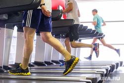 Соревнования по триатлону в WorldClass. Екатеринбург, бег, беговые дорожки, спортзал, фитнес