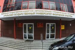 Выборы ректора в УралГУФК. Челябинск, входная группа, уралгуфк, университет физической культуры
