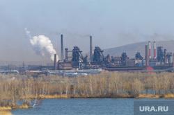 Магнитогорск. Челябинская область., трубы дымят, ммк, магнитогорск