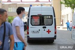Эвакуация БСМП. Курган, бсмп, скорая помощь, больница скорой помощи