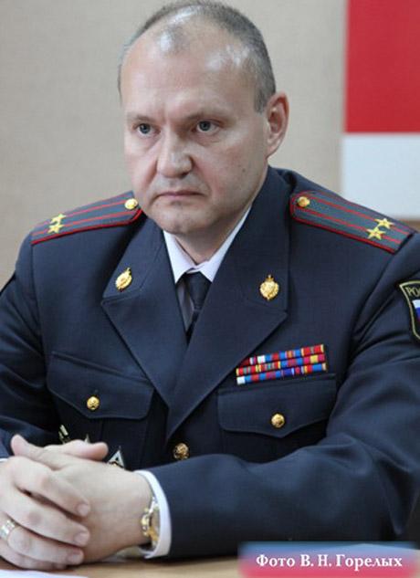 Главой МВД Карачаево-Черкесии назначен полковник свердловской полиции Игорь Трифонов