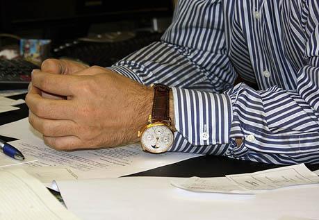 Что скажут знатоки о часах банкира?